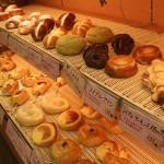 パンの種類は約100種類!生まれたてのパン【パンファーレ】