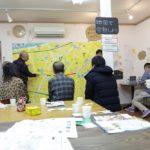 夢の白地図プロジェクト11月23日交流会。